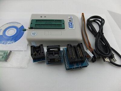 1pcs Universal Usb Programmer Eeprom Flash Spi Bios 2425br9093 5000 Chips