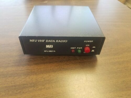 MFJ-8621A VHF Data Radio