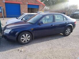 REAL BARGAIN !!!!!!!!!! Amazing condition, fully loaded FORD MONDEO GHIA X (2.0 TDCI-diesel)