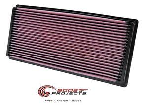 K&N Air Filter 96-06 JEEP WRANGLER / 97-06 JEEP TJ 4.0L * 33-2114 *