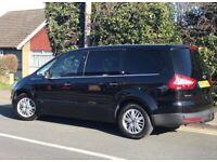 Ford, GALAXY, MPV, 2007, Manual, 1997 (cc), 5 doors