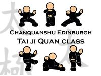 Tai Chi Class