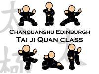TAI CHI CLASS - NEWINGTON EDINBURGH