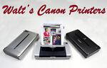 Walt s Canon Printers