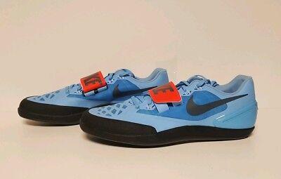 e37a88938e38 Nike Zoom Rotational 6 Throwing Shot Put Shoes Size 10.5 Mens 685131 446 New