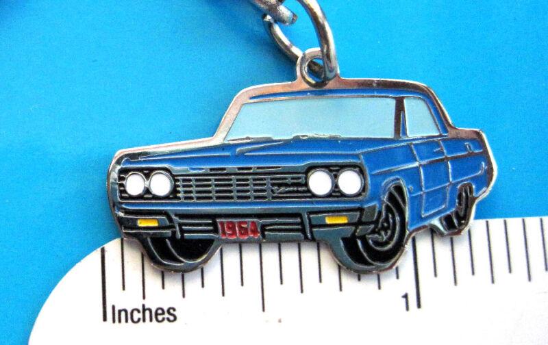 1964  64  Chevrolet IMPALA - keychain , key chain  GIFT BOXED
