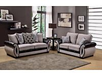 *SALE* BRAND NEW FACTORY SEALED NEW LAYLA 3+2 SOFA £449.99