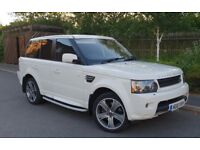 2010 LANDROVER RANGE ROVER SPORT HSE AUTO – FULLY LOADED – PX WELCOME