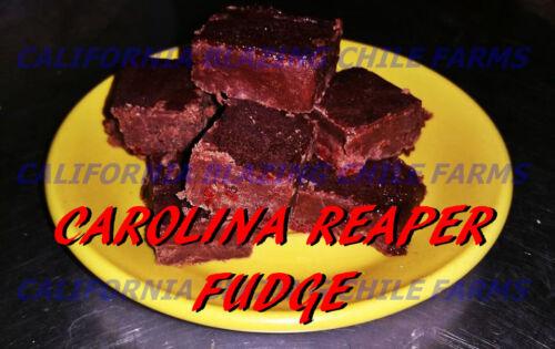 Carolina Reaper Fudge! World