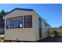 Pet Friendly Static Caravan To Hire at Rosebush Holiday Park in Pembrokeshire with Lake views