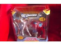 DC universe young justice Superboy still in original packaging.