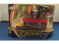 Matchbox diecast truck 1:76 scale Elvis Presley still in original packaging
