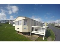 4 Bedroom Caravan for Hire at Devon Cliffs Holiday Park