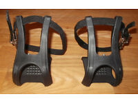 Bicycle Toe Clips, Great Condition