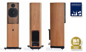 ATC SCM19 Active Loudspeakers (Pair) Cherry - Open Box