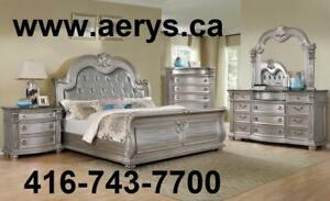WHOLESALE FURNITURE WAREHOUSE LOWEST PRICE GUARANTEED WWW.AERYS.CA Bed only in queen size starts from $129