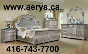 WHOLESALE WAREHOUSE SALE! CALL 416-7437700 VISIT WEBSITE WWW.AERYS.CA bed only starts from $96! We also carry Ashley !!