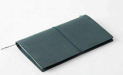 Midori Traveler's Notebook Blue