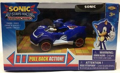 sonic all-stars racing transformed Sonic The Hedgehog