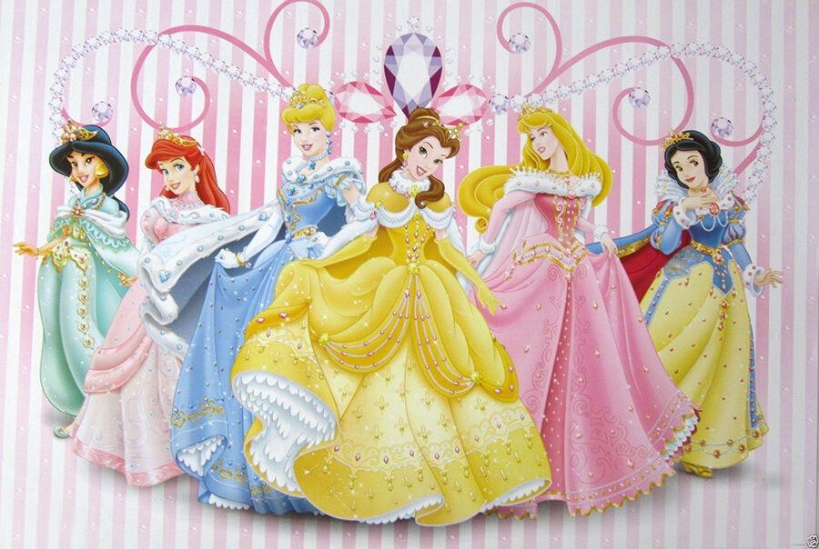 Your Guide to Disney Princesses