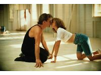 2 * Secret Cinema Dirty Dancing TODAY 17th July