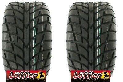 2x Quad ATV Reifen Innova 255/60-10 55N (22x10-10) Kymco Suzuki Yamaha usw. gebraucht kaufen  Mössingen