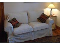 IKEA Ektorp 2 seater sofa - excellent condition