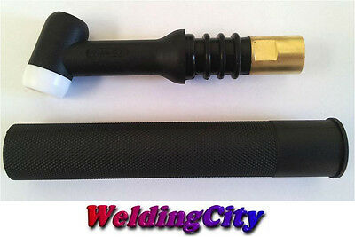 Tig Welding Torch Head Body 26f Flex Air-cool 200a Wp-26f Us Seller Fast Ship