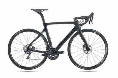 65b77c64105 Pinarello 2019 Gan Disk 46.5cm Black 724 Hydraulic Ultegra Road Race Bike  Carbon