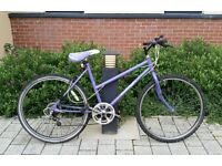 Used Raleigh Bicycle, perfect for University Students