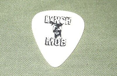 Lynch Mob USED GUITAR PICK genuine JAPAN TOUR Anthony Esposito - MORE LISTED