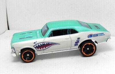 1968 Chevy Nova Super Stock Shark