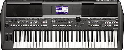 YAMAHA PSR-S670 PORTATONE Keyboard 61 Keys Electronic Music Expedited Shipping