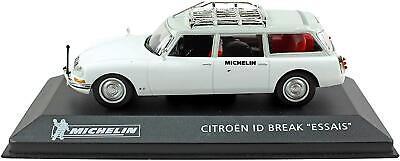 IXO Michelin Collection 1:43 Citroen ID Break ESSAIS & Magazine Insert No.22