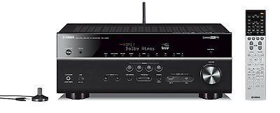 Yamaha RX-V683 MusicCast 7.2 AV-Receiver, 150W, schwarz - Neu & OVP