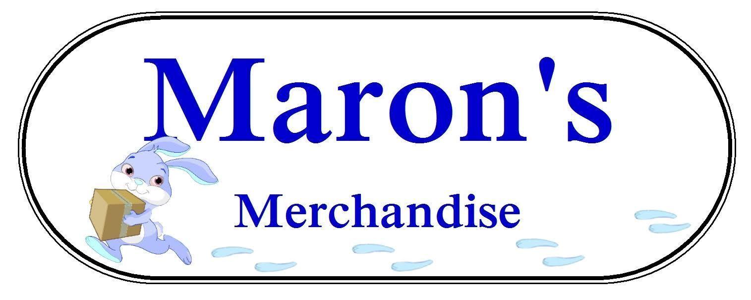 Maron's Merchandise