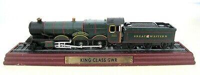Edizioni ATLAS .Modellino treno KING CLASS GWR (King Henry VII) Scala 1:100