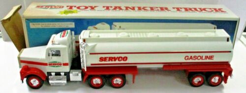 1991 Edition - Servco Toy Tanker Truck - Used!!