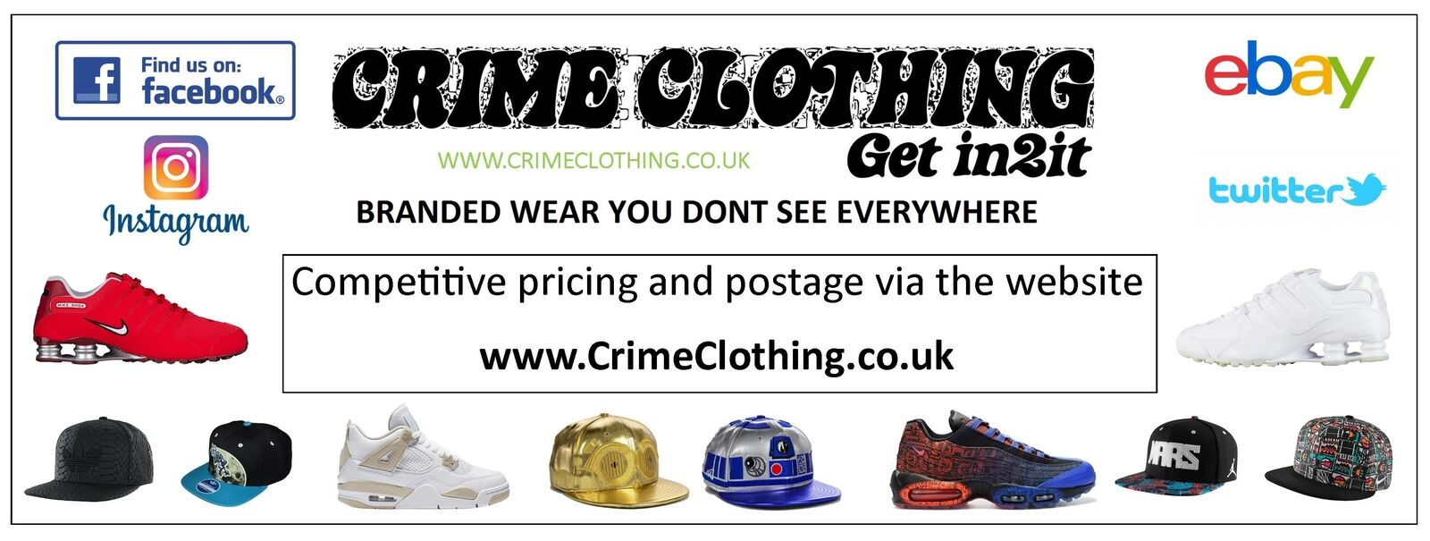 Crime Clothing