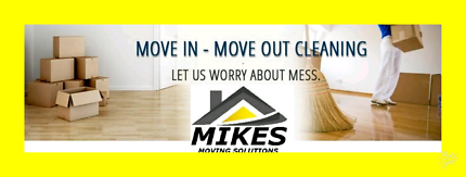 MIKES CLEANING SOLUTIONS