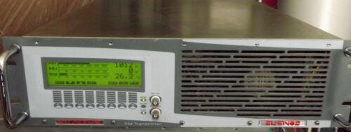 Broadcast Professional Transmitter FM  Elenos ETG 1000 watt - 88 /108 Mhz