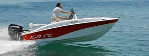Compass 150cc 4.55 meter Centre Console Drummoyne Canada Bay Area Preview