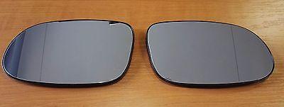 Mercedes - Benz R129 R170 W208 Spiegelglas Spiegel Glass 2x Kit Neu Links Rechts