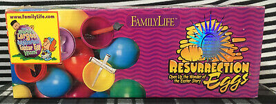 Resurrection Eggs Story (Family Life Resurrection Eggs The Easter Story for Children NEW)