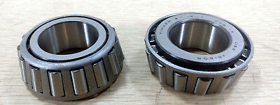 2 New Timken 15117 Tapered Roller Bearing Cones Nnb Make Offer