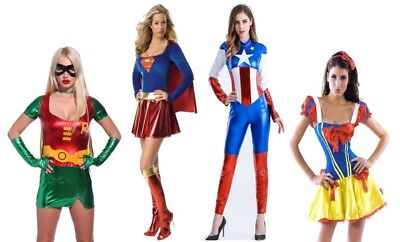 Dressing Up Adults (LADIES FANCY DRESS COSTUME - ADULT HEN PARTY DRESSING)
