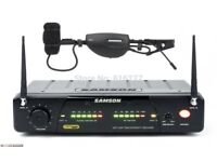 Samson Wireless Microphone