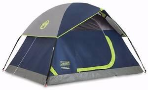 Coleman Sundome 2 Person Dome Tent Nedlands Nedlands Area Preview