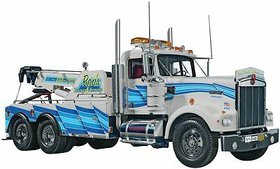 Revell 1:25 Kenworth W900 Wrecker Plastic Model Kit 85-2510 RMX852510