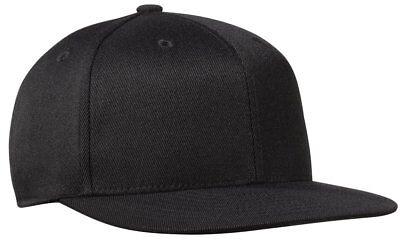 Original Port Authority Flat Bill FlexFit Baseball Hat Cap Flat Port